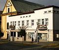 Radničné nám. č. 1, Bardejov - knižnica.JPG