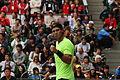 Rafael Nadal con el puño cerrado - 9897 Japan Open Tennis Tokio 2010.jpg