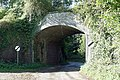 Railway Bridge at Pitcombe - geograph.org.uk - 567484.jpg