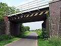 Railway bridge, Kirton - geograph.org.uk - 463214.jpg