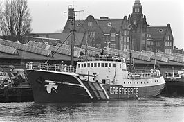 De Rainbow Warrior (Amsterdam, 1981)