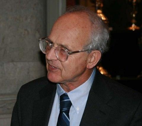 Rainer Weiss - December 2006