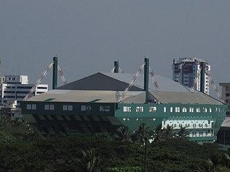 Gandhi Nagar, Kochi - Rajiv Gandhi Indoor Stadium