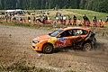 Rally Finland 2010 - shakedown - Rui Wang 2.jpg