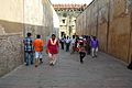 Ramp - Innermost Akbari Darwaja and Diwan-i-Am Courtyard - Agra Fort - Agra 2014-05-14 4066.JPG