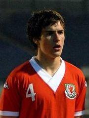 Ramsey con il Galles Under-21.