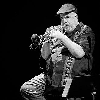 Randy Brecker - Brecker performing at Kongsberg Jazzfestival, Norway, in 2018