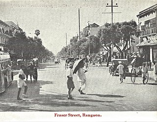 Bombing of Rangoon (1941–1942)