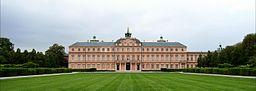 Rastatter Schloss vom Schlosspark