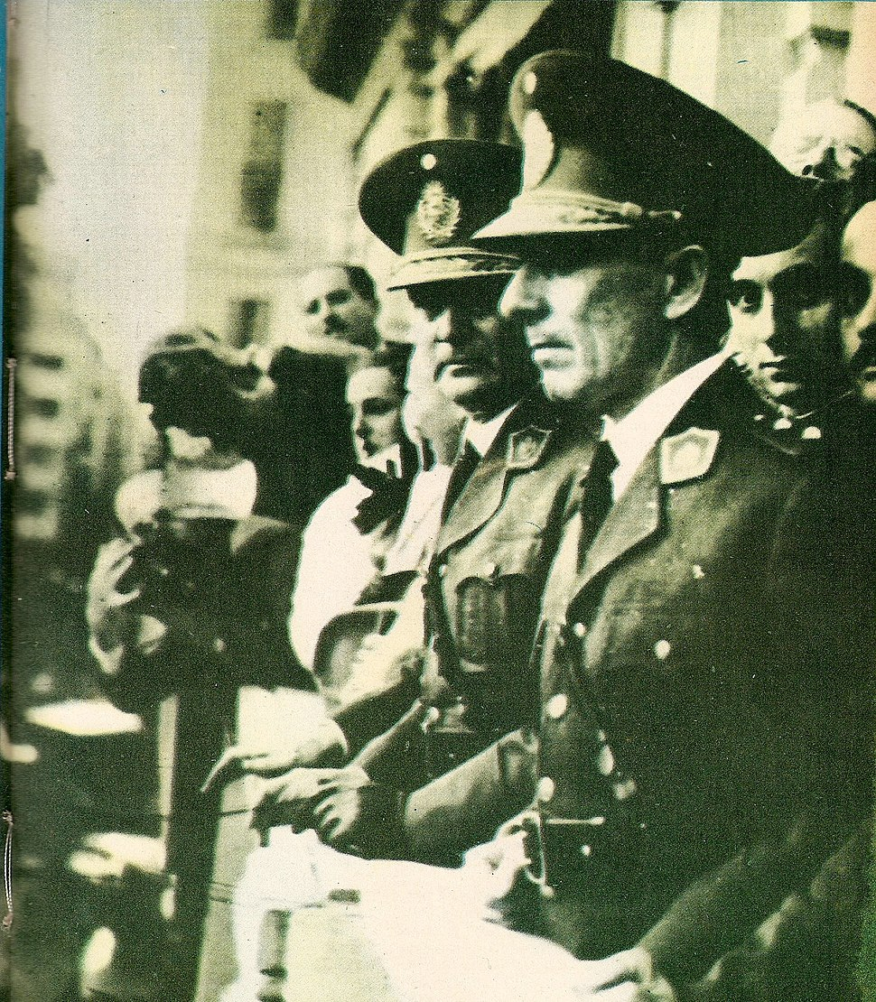 Rawson y Ramirez en Casa Rosada -Asumen-4JUN43-HIA-T8-15