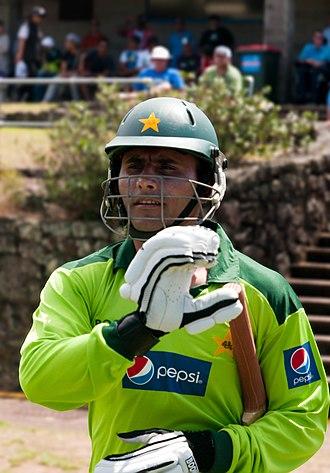 Abdul Razzaq (cricketer) - Image: Razzaq