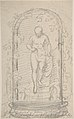 Recto-Nude Female Figure in a Niche Verso- Study for a Fountain MET DP803799.jpg