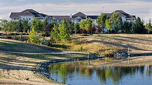 Red Carpet, Calgary - Condominiums in Red Carpet overlooking Elliston Park