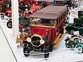 Red Daimler bus.JPG