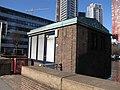 Rederijbrug - Rotterdam - Bridge operator's house.jpg
