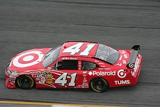 Reed Sorenson - 2008 Cup racecar