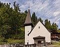 Reformierte Kirche Molinis in Graubünden (Zwitserland) 05.jpg