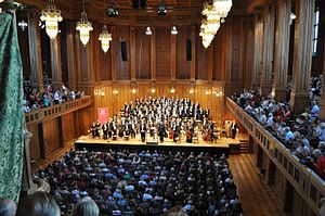 Ebrach Summer Music Festival - Regentenbau Bad Kissingen