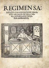 Regimen sanitatis Salernitanum cover