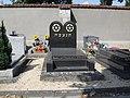 Reims cimetière de l'est tombe israélite.jpg