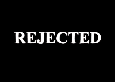 Picture of a movie: Rejected