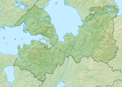 is located in Leningrad Oblast