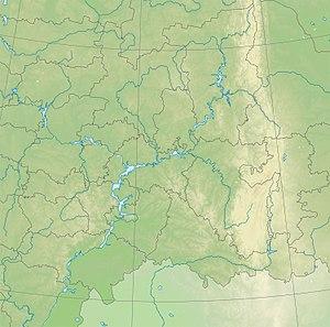 Где находится река вятка