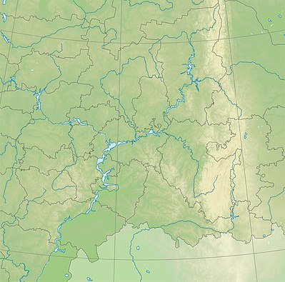 Location map Russia Volga Federal District