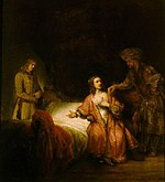 Rembrandt - Joseph Accused by Potiphar's Wife - WGA19093.jpg