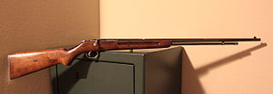 Remington Model 34 rifle