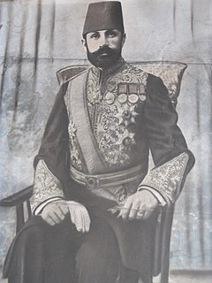 Reshid Akif Pasha Ottoman statesman during the last decades of the Ottoman Empire