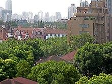 Concession Française De Shanghai Wikipédia