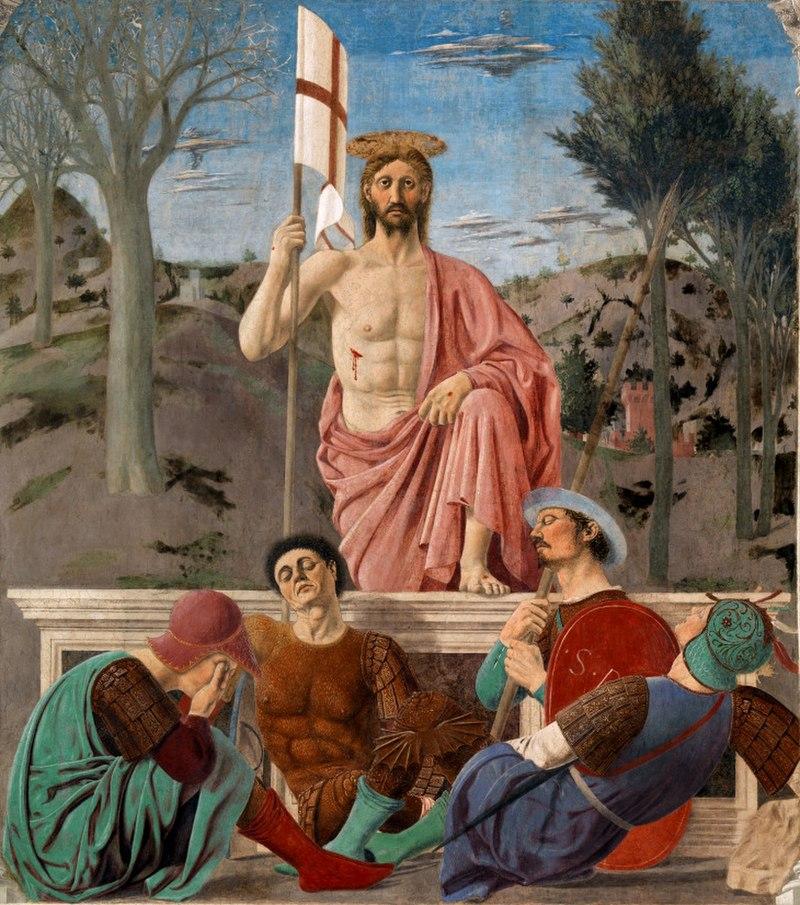 Grafika bez ustawionego tekstu alternatywnego: Zmartwychwstanie