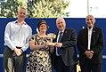 Reuven Rivlin, presented the President's Award. June 2017 (4800).jpg