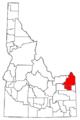 Rexburg Micropolitan Area.png
