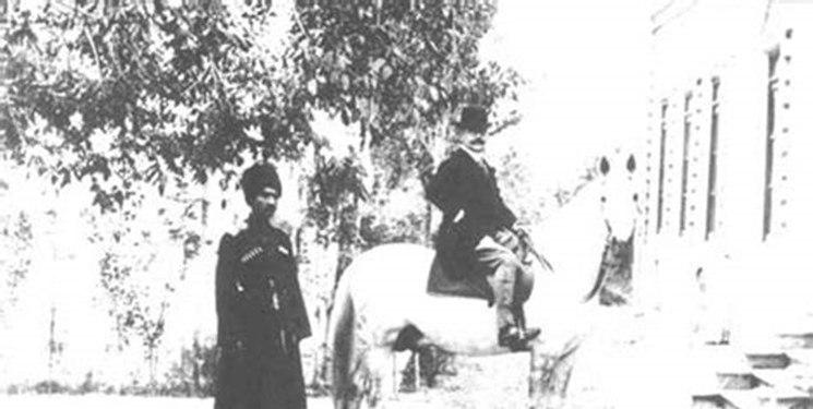 Reza Pahlavi Netherlands embassy in Tehran