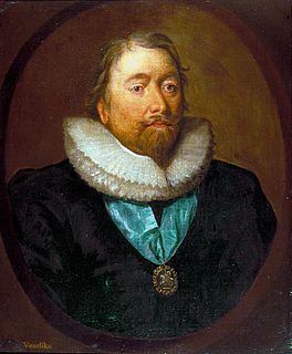 Richard Weston, 1st Earl of Portland English politician