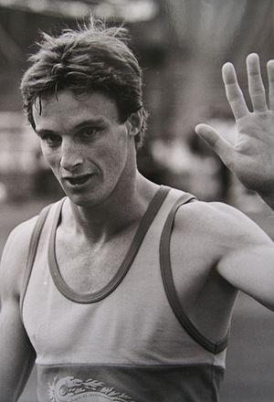 Antoine Richard - Antoine Richard in 1985
