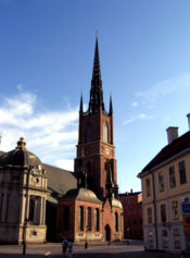 The Riddarholm Church