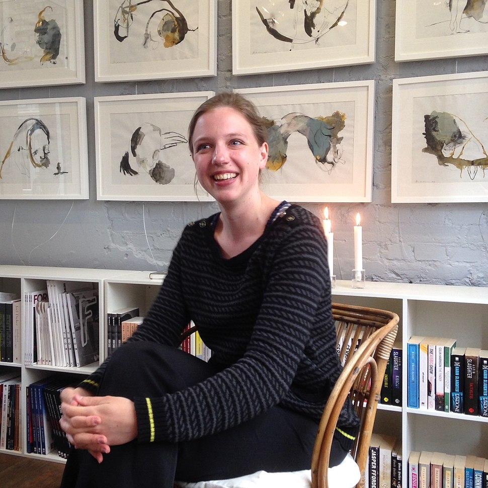 Rina Ronja Kari Book Interview