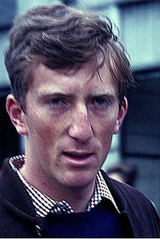 1966 Formula One season - Jochen Rindt placed third driving for Cooper