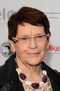 Rita Süssmuth German politician