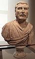 Ritratto di ignoto, marmo, 220-240 dc ca., epoca di filippo l'arabo e pupieno.JPG