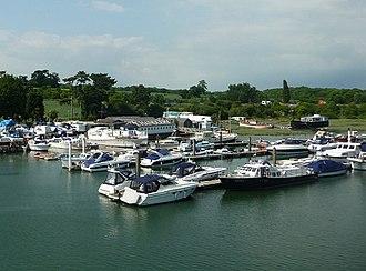 South Coast Plain - River Hamble