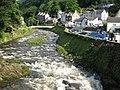 River Lyn, Lynmouth - geograph.org.uk - 1412411.jpg