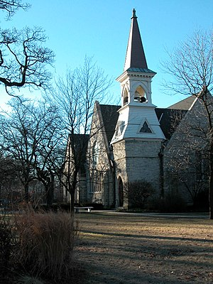 Riverside, Illinois - Image: Riverside Presbyterian Church