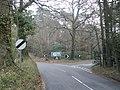 Road junction, near Lympstone Common - geograph.org.uk - 1234350.jpg