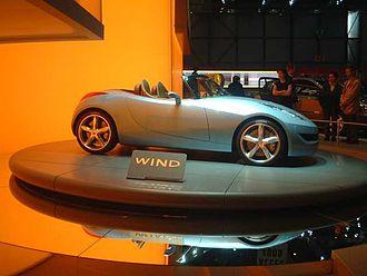 Renault Wind - Renault Wind Concept