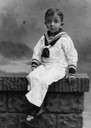 Roberto Weiss - Roberto Weiss, c.1911