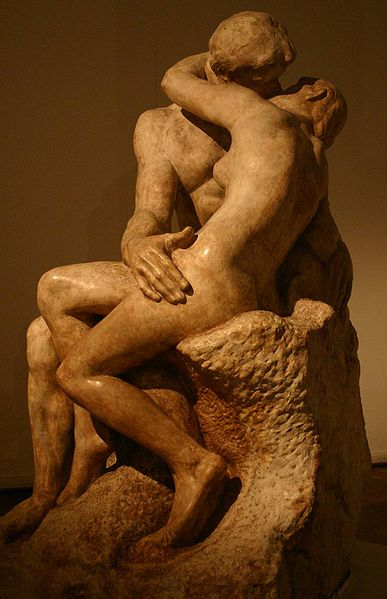 "File:Rodin's ""The Kiss"" in Buenos Aires.jpg"